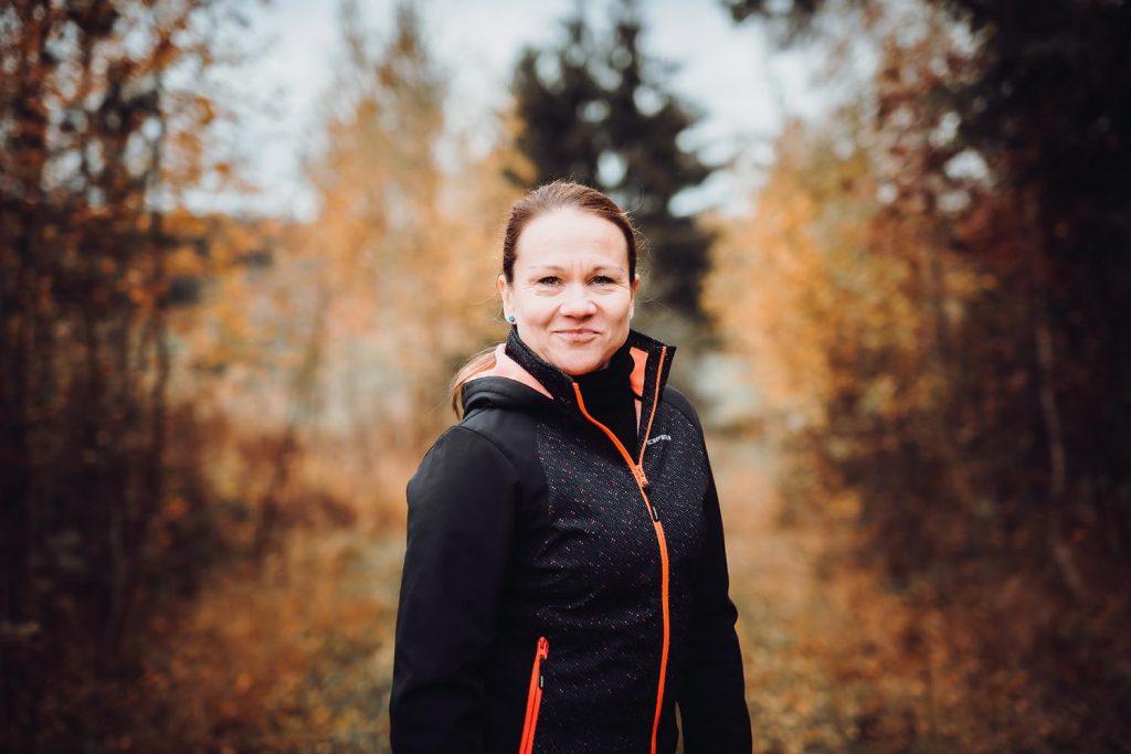 Anne Kaasalainen